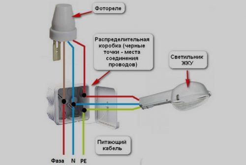 Схема подключения светового реле – Фотореле для уличного освещения – осваиваем схему подключения + Видео